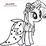 Rarity Coloring Page Cool Image My Little Pony Rarity Coloring Pages