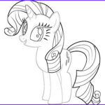 Rarity Coloring Page Elegant Photos 9 Rarity Coloring Page