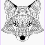 Realistic Fox Coloring Pages Beautiful Photos Realistic Fox Coloring Pages Animals – Colorings