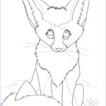 Realistic Fox Coloring Pages Luxury Photos Realistic Fox Drawing At Getdrawings