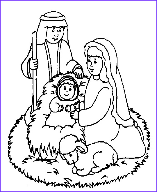 Religious Christmas Coloring Pages Unique Images A Christian Christmas Christian Christmas Coloring Pages