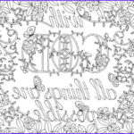 Religious Coloring Books For Adults Luxury Image Adult Colouring Page With God All Things Are Possible