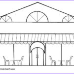 Restaurant Coloring Pages Beautiful Collection Restaurant Coloring Sheets – Free Coloring Sheets In Style