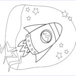 Rocket Ship Coloring Cool Gallery Free Printable Rocket Ship Coloring Pages For Kids
