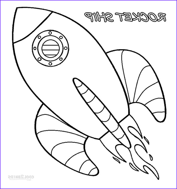 space coloring pages