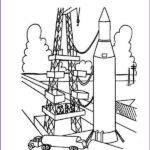 Rocket Ship Coloring Unique Stock Ready To Launch Rocket Ship Coloring Page Download