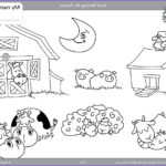 Rooster Coloring Pages Inspirational Collection Good Morning Mr Rooster Coloring Pages Super Simple