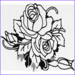 Rose Coloring Books Cool Photos Rose Coloring Pages with Subtle Shapes and forms Can Be