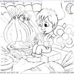 Royalty Free Coloring Pages Inspirational Photography Royalty Free Rf Clipart Illustration Of A Coloring Page