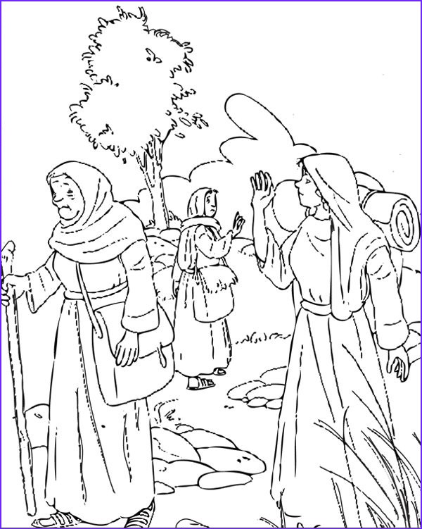 Ruth Coloring Pages Elegant Images 61 Best Images About Bible Ruth On Pinterest