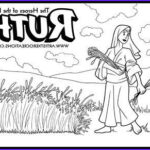 Ruth Coloring Pages Luxury Photos The Heroes Of The Bible Coloring Pages Samuel