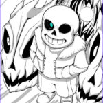 Sans Coloring Page Awesome Gallery Print Cool Undertale By Aoshi7 Coloring Pages
