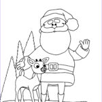 Santa Claus Coloring Awesome Collection Free Printable Santa Claus Coloring Pages For Kids