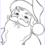 Santa Claus Coloring Inspirational Photos 253 Free Santa Coloring Pages For The Kids