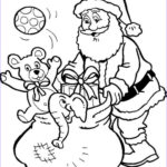Santa Claus Coloring New Photos Merry Christmas Coloring Pages 2018 Free Printable