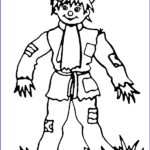 Scarecrow Coloring Page Awesome Stock Scarecrow Coloring Page Free Printable Coloring Pages