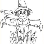 """Scarecrow Coloring Page Beautiful Photos 64 Best Images About Icolor """"scarecrows"""" On Pinterest"""