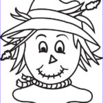 Scarecrow Coloring Page Best Of Stock Scarecrow Coloring Page 4