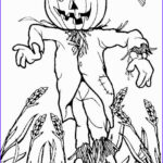 Scarecrow Coloring Page Inspirational Collection Printable Scarecrow Coloring Pages For Kids