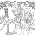 Scary Coloring Books Awesome Photos Idw Releases Two Free Monster Mash Up Coloring Pages From