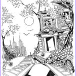Scary Coloring Books Beautiful Stock 66 Best Images About Coloring Pages On Pinterest