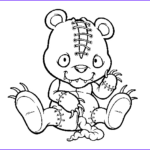 Scary Coloring Books Beautiful Stock Scary Coloring Pages Best Coloring Pages For Kids