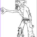 Scary Coloring Books Unique Gallery Zombies Are Scary Coloring Pages Halloween Cartoon