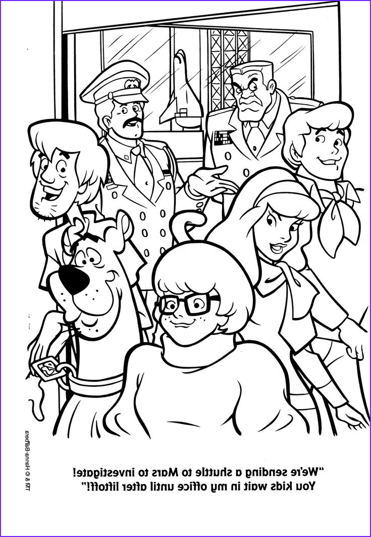 Scooby Doo Coloring Book Inspirational Gallery 118 Best Coloring Pages Vintage Images On Pinterest