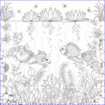 Secret Garden Coloring New Images A Coloring Book For Adults Because Everyone Deserves To