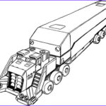 Semi Truck Coloring Pages Cool Stock Semi Truck Coloring Pages At Getcolorings