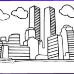 September 11 Coloring Pages Elegant Stock World Trade Center Before 9 11 Coloring Page