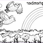 """September Coloring Pages Awesome Photography Kathleen Rietz Illustration And Design """"prairie Storms"""