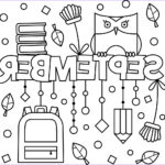 September Coloring Pages Elegant Photos September Colouring Page Printable Thrifty Mommas Tips