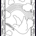 September Coloring Pages Luxury Photos Inkspired Musings September 2012 Rainbows