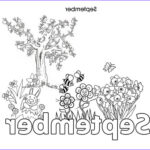 September Coloring Pages New Collection 15 Free Printable September Coloring Pages