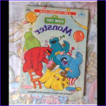 Sesame Street Coloring Books Awesome Image 2 Vintage Sesame Street Coloring Books Unused
