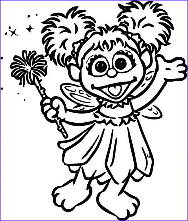 Sesame Street Coloring Books Beautiful Photos 20 Free Printable Sesame Street Coloring Pages
