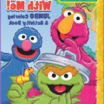 Sesame Street Coloring Books Cool Collection Sesame Street Coloring Book 123 Play With Me Oscar
