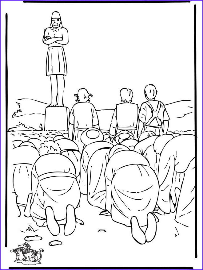 Shadrach Meshach and Abednego Coloring Page Inspirational Stock Friends Of Daniel