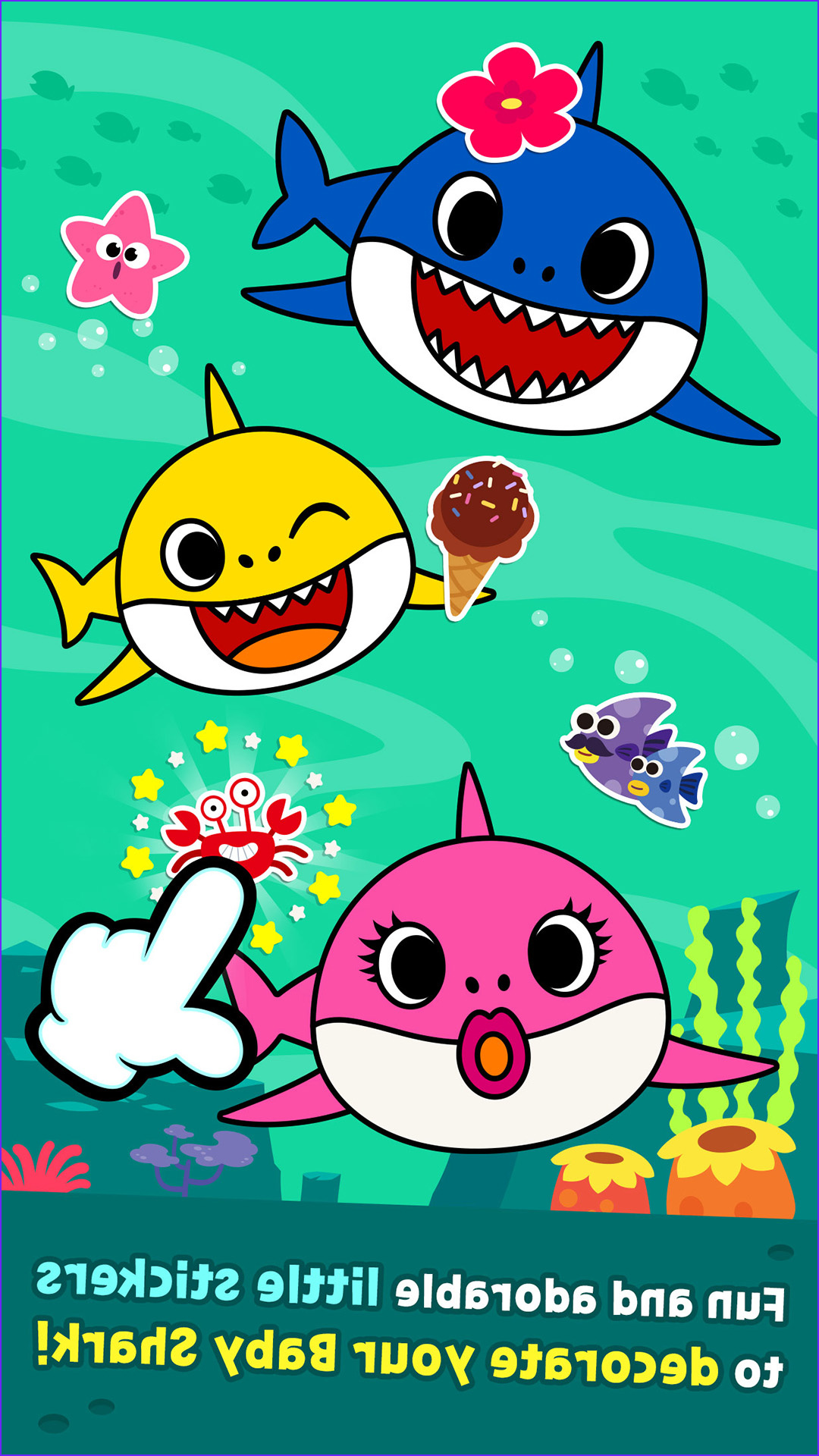 Shark Coloring Book Luxury Photos Amazon Pinkfong Baby Shark Coloring Book Appstore
