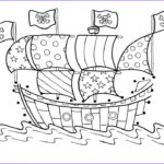 Ships Coloring Pages Beautiful Image Free Printable Pirate Coloring Pages For Kids