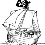 Ships Coloring Pages Beautiful Photography Pirate Art Activities For Preschoolers