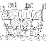 Ships Coloring Pages Best Of Gallery Free Printable Pirate Coloring Pages For Kids