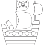 Ships Coloring Pages Best Of Stock Kid Color Pages Pirates