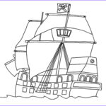 Ships Coloring Pages Inspirational Image Pirate Coloring Pages