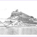 Ships Coloring Pages Inspirational Images Printable Titanic Coloring Pages For Kids — Classic Style