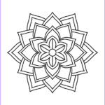 Simple Mandala Coloring Pages Beautiful Photography Easy Mandalas To Color 02 Planes & Balloons