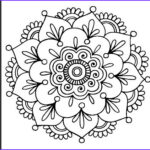 Simple Mandala Coloring Pages Cool Gallery 2971 Best Images About Coloring Pages On Pinterest