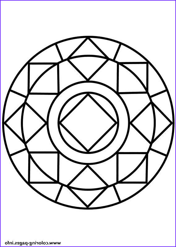 Simple Mandala Coloring Pages Cool Photography Print Easy Simple Mandala 85 Coloring Pages