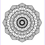 Simple Mandala Coloring Pages Luxury Photography Print Adult Coloring Book 3 Big Beautiful And